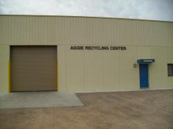 Aggie Recycling Center Building