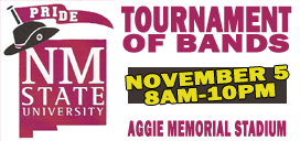 NMSU Tournament of Bands