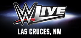 WWE Live Sept. 24 at NMSU Pan American Center