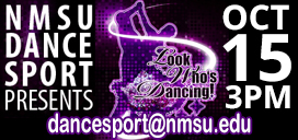 Look Who's Dancing 2017 3pm Oct. 15 at Pan American Center