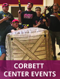 Corbett Center Events