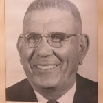 Willie N. Preciado First Fire Chief