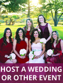 Host a Wedding or Other Event