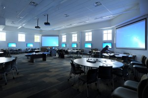 Picture of the TEAL classroom