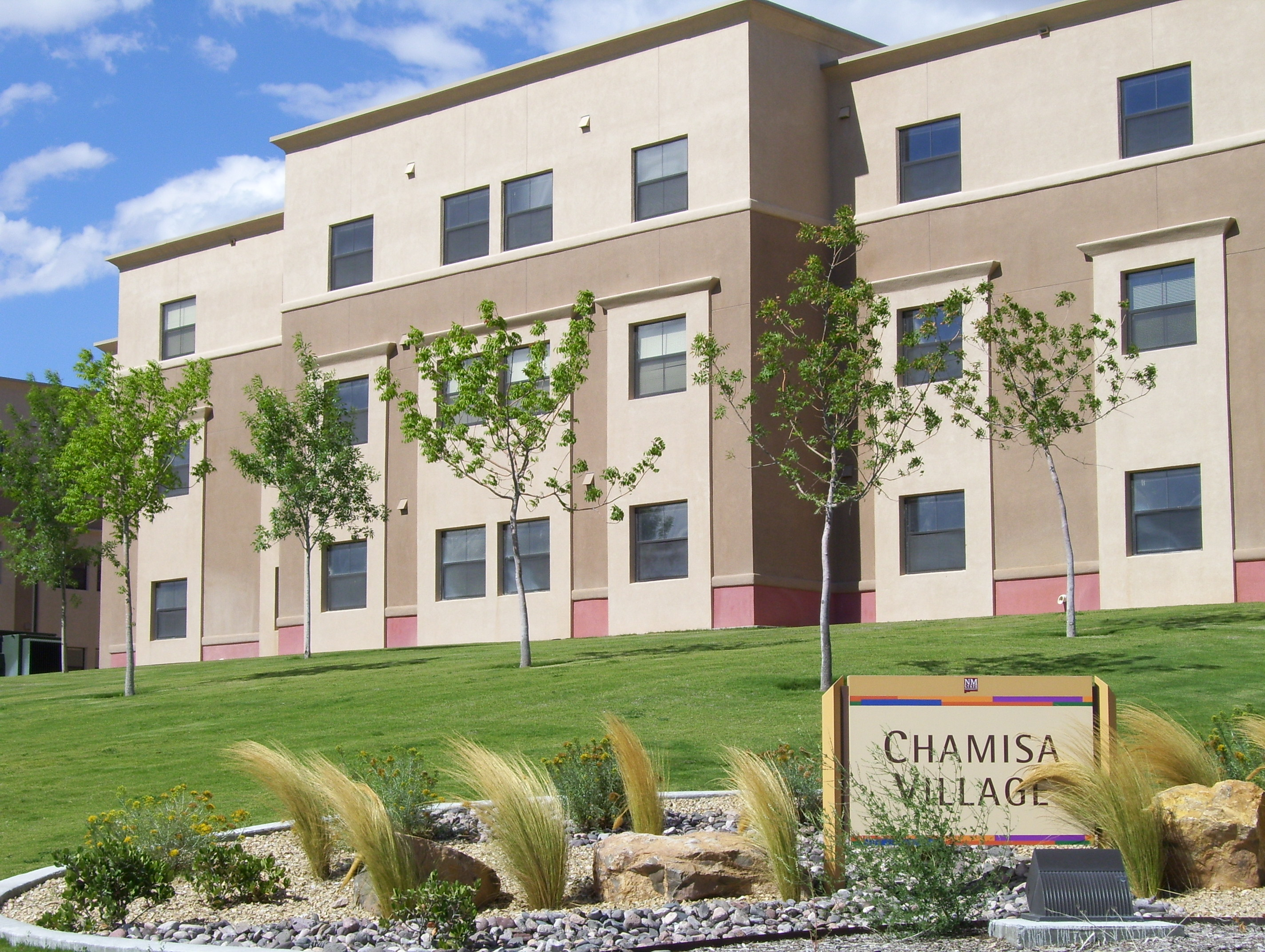 Chamisa Village Housing Amp Residential Life New Mexico