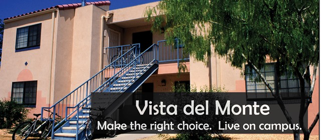 Vista Del Monte Apartments Housing Amp Residential Life