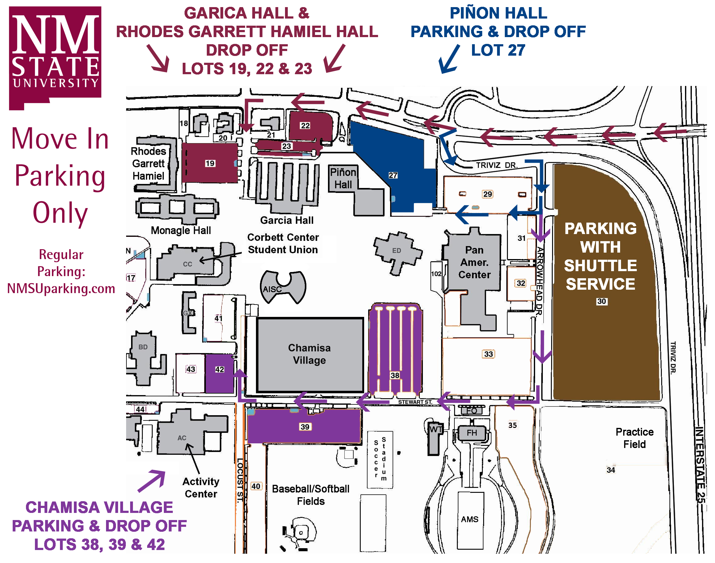 Related Keywords & Suggestions for Nmsu Map