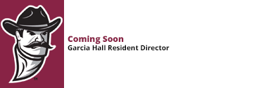 South Campus Communities Resident Director - Coming Soon