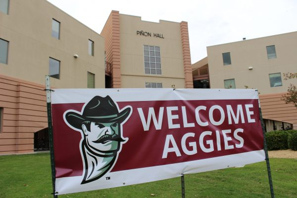 Welcome, Aggies!