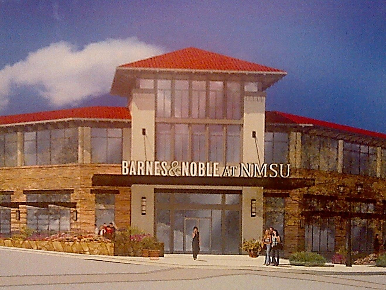Barnes and Noble Concept