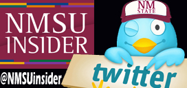 Follow @NMSUinsider on Twitter
