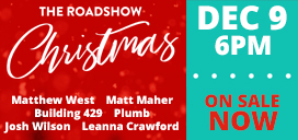 The RoadShow Christmas | Dec 9