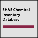 Go to EH & S Chemical Inventory Database