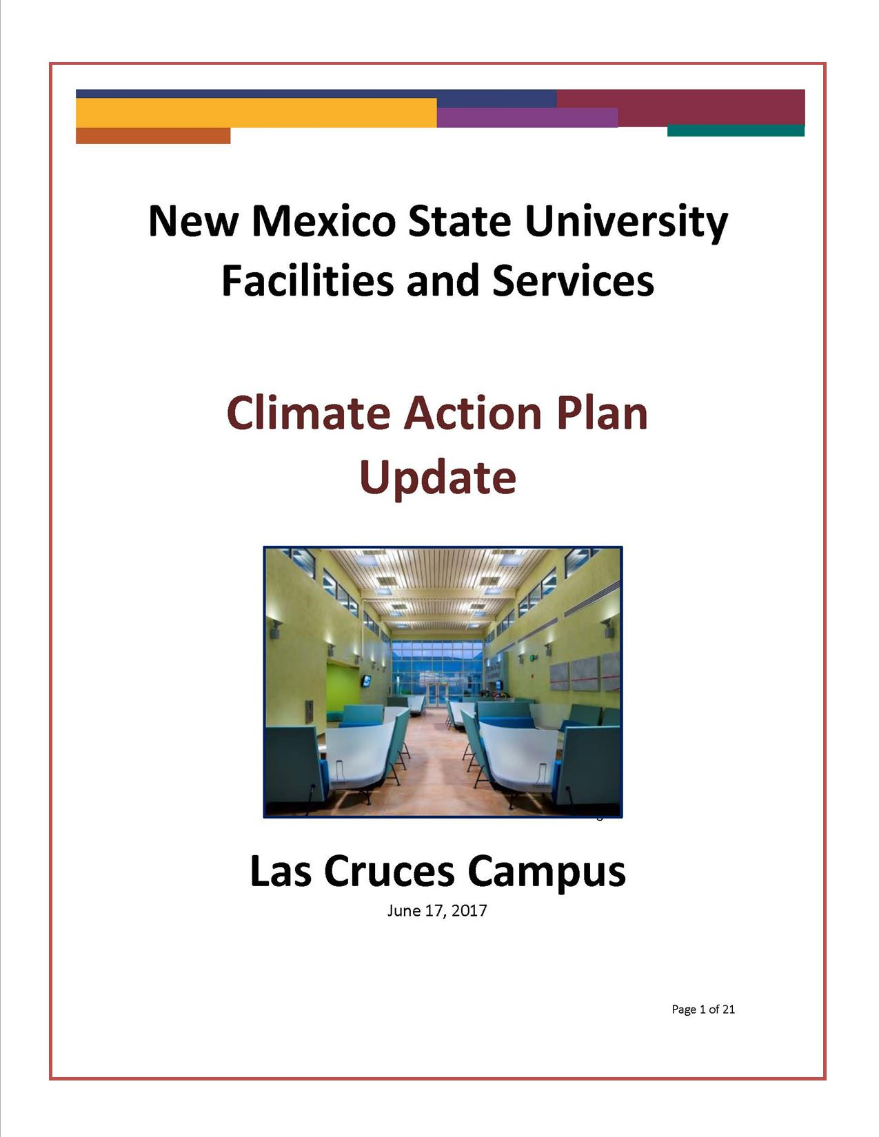 NMSU Climate Action Plan