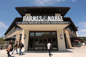 08/18/2011: NMSU Barnes and Noble campus bookstore. (photo by Darren Phillips)